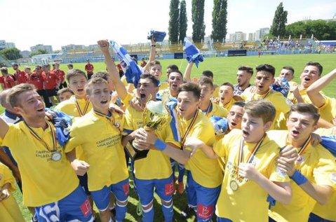 Cu Screciu, dar fără Markovic, CS Universitatea Craiova a câştigat Liga Elitelor under 17, după o finală spectaculoasă cu Dinamo