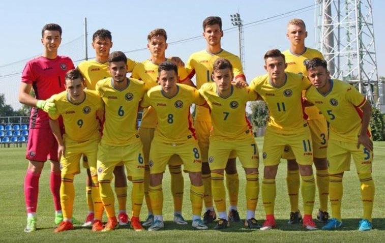 România U19, cu Andrei Vlad, Olimpiu Moruţan sau Vlad Dragomir printre titulari, învinsă de Cipru!