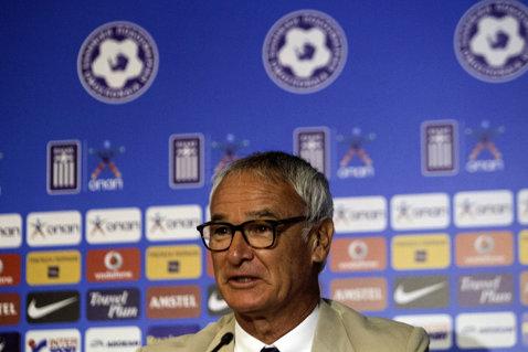 """Ranieri vrea să continue ceea ce a început predecesorul Fernando Santos: """"Obiectivul nostru în meciul cu România este victoria. Prioritatea, să dăm goluri"""""""