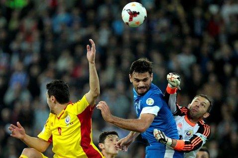 """Mircea Sandu, circumspect înaintea meciului cu Grecia: """"O să avem un meci foarte greu"""""""