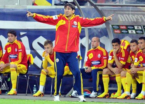 Trei fotbalişti importanţi la care Piţurcă nu s-a gândit pentru meciul cu Grecia