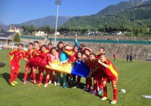 Prima competiţie oficială, primul succes. România U17 s-a calificat la Turul de Elită. Transmite-le un mesaj jucătorilor lui Florin Răducioiu