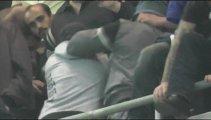 VIDEO | Dovada BGS că suporterii au produs incidentele de pe Naţional Arena. Imagini noi cu fanii Stelei care se bat între ei. ProSport îi adresează 3 întrebări lui Răzvan Burleanu