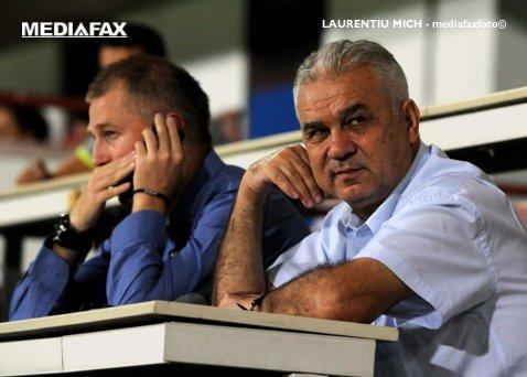 Steaua nu crede în varianta Iordănescu la naţională. Soluţia propusă de Duckadam pentru banca tricolorilor