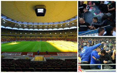 OFICIAL | România - Irlanda de Nord se va juca cu spectatori. Vom avea un sector de tribună închis, iar FRF a primit 32.000 de euro amendă
