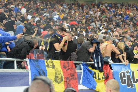 Un fan al naţionalei umilit la România - Ungaria îşi cere banii înapoi. Reacţie târzie a FRF