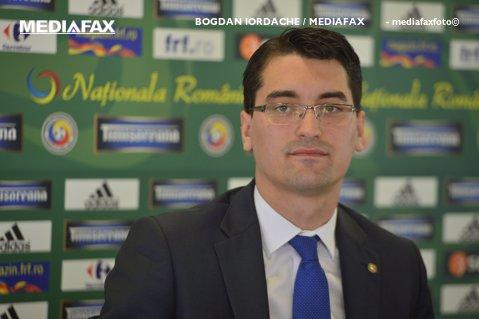 """Ce aşteaptă Burleanu de la Iohannis: """"Să întocmească un raport realist referitor la situaţia actuală a sportului românesc"""""""