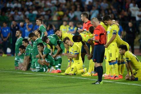 Nu scapă de coşmarul Ludogoreţ. Cei opt fotbalişti ai Stelei convocaţi la naţională vor întâlni şase jucători ai campioanei Bulgariei în amicalul din Antalya