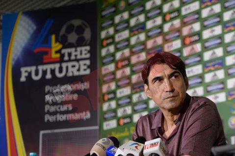 """DNA investighează modul în care Piţurcă a plecat de la echipa naţională fără a plăti clauza de 500.000 de euro. Burleanu a confirmat: """"Ştiu că există o anchetă"""""""