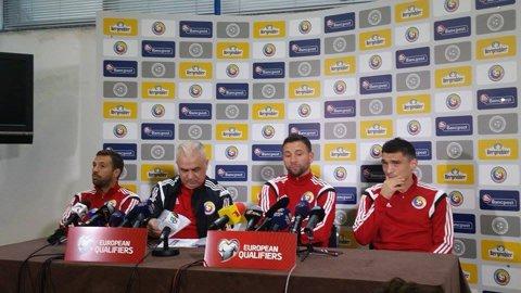"""Iordănescu: """"Am o singură temere şi nu e legată de Feroe"""". Ce îl nelinişteşte pe selecţioner înainte de meciul care ne poate distanţa faţă de locul secund"""