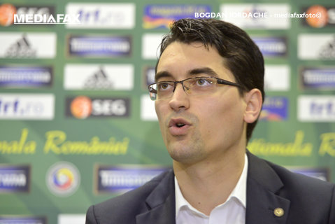 """Burleanu: """"Sper că va veni o perioadă în care domnul Lucescu se va implica şi mai mult la echipa naţională"""" Ce spune despre sistemul competiţional din Liga 1 şi despre organizarea Euro 2020"""