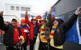 Biletele destinate fanilor tricolori la partida Irlanda de Nord - România, disponibile de azi. Tichetele se comercializează exclusiv online