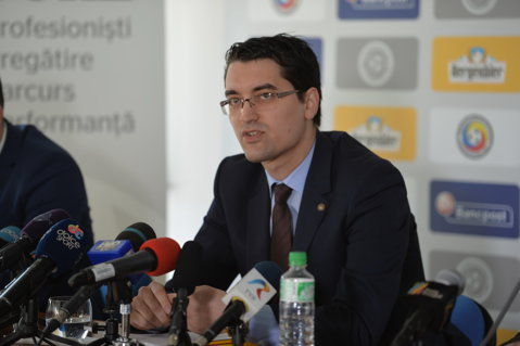 """Burleanu, despre tragerea la sorţi pentru CM 2018: """"Consider că lupta pentru locul 1 se va da între România, Danemarca şi Polonia"""""""