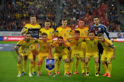 1.100 de bilete pentru fanii români care vor să susţină echipa naţională în meciul cu Ungaria din preliminariile Euro 2016