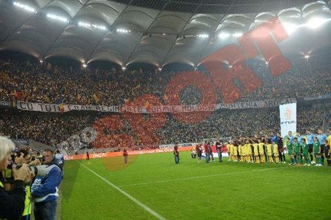 """Galerie de """"stele"""" la Budapesta! Membrii generaţiei '84 vor susţine naţionala României la meciul cu Ungaria"""