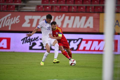 Două nume grele din lotul Greciei, OUT pentru meciul cu România