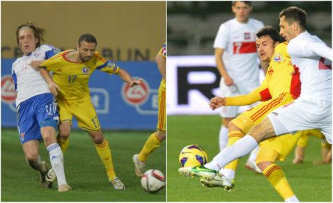 """Soluţia pentru o naţională pe gustul fanilor! """"Budescu şi Sânmărtean pot juca în acelaşi timp!"""" Cum i-ar folosi Şumudică pe cei doi"""