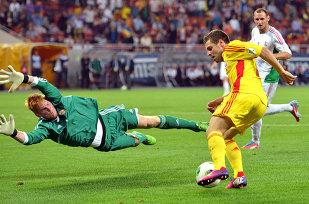 Gafă sau premoniţie? Marca a publicat rezultatul partidei Ungaria - România înainte de startul meciului: care a fost scorul