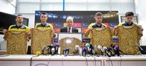 """Tricolorii, entuziasmaţi de hotărârea UEFA! Torje: """"Mă bucur enorm!"""" Reacţia lui Iordănescu după ce aflat că stadionul poate fi """"plin ochi"""" la România - Finlanda"""