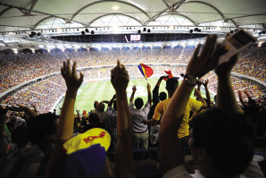 Cade recordul de asistenţă pe Arena Naţională? De la meciul cu Olanda nu a existat un interes atât de mare pentru vreo partidă în România