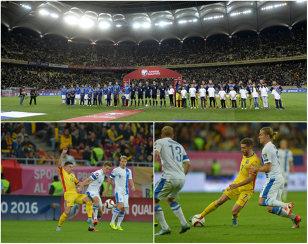 România - Finlanda 1-1. Hoban a egalat în prelungiri. Victoria în Insulele Feroe ne duce la EURO