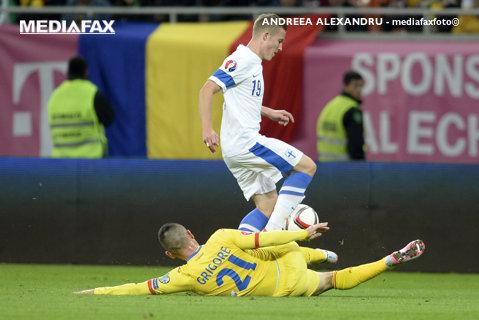 Urşii păcăliţi de vulpe. Chiricheş şi Grigore, fără reacţie la golul marcat de Finlanda. Apărarea, vraişte după gol
