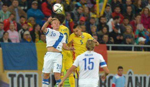 """Hoban a salvat România în prelungiri: """"Meritam victoria! Este cel mai important gol din cariera mea"""""""