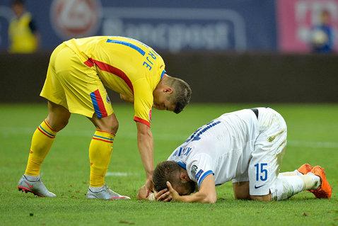 """Gabi Torje dă vina pe ghinion pentru egalul cu Finlanda: """"Cred că niciodată portarul lor nu a mai prins un aşa meci"""""""