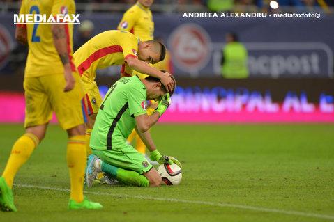 Keşeru, Stancu & Co au intrat în istorie! De 67 de ani România nu a mai avut o perioadă atât de mare de secetă în atac: 430 de minute fără gol