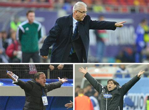 """Fără vreun stelist în primul """"11"""" la Euro? Cum ar putea arăta echipa ideală a naţionalei"""