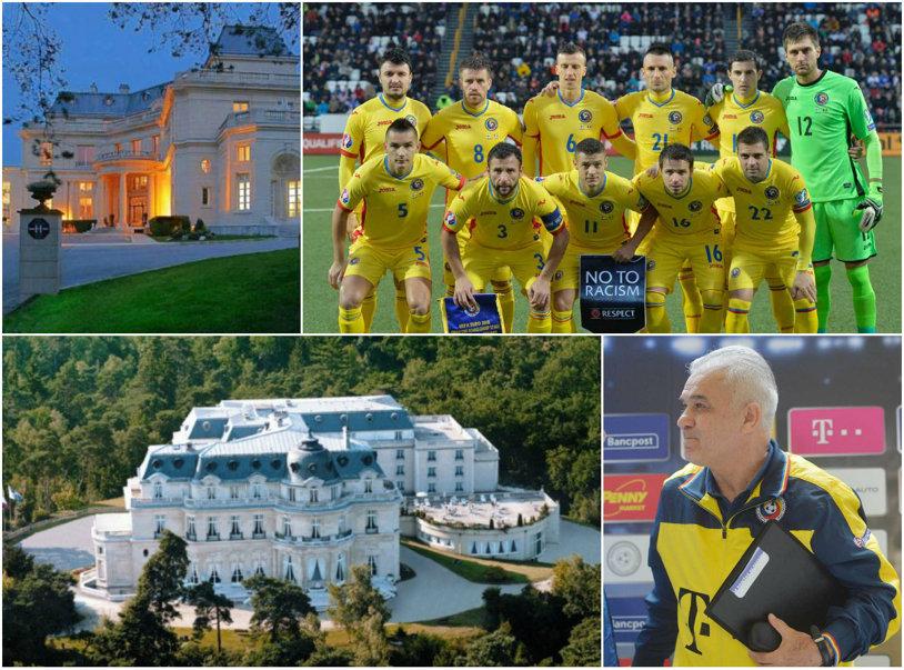 GALERIE FOTO | De aici atacăm Euro 2016! Cum arată cantonamentul României pentru turneul final din Franţa