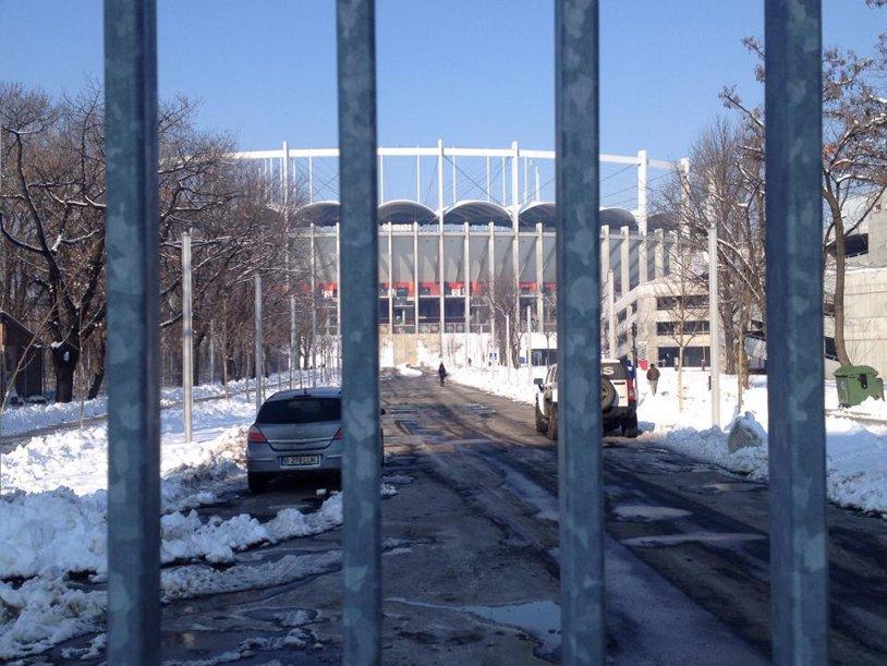 DNA s-a sesizat în cazul acoperişului de la Naţional Arena