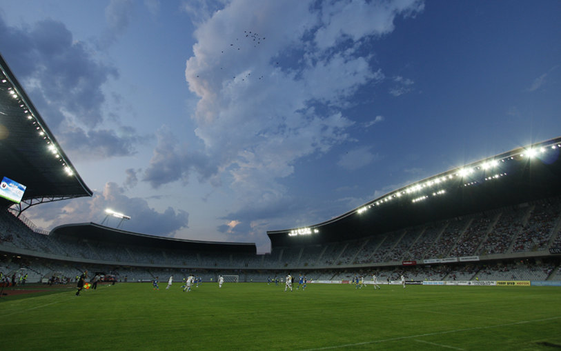 România - Spania se poate juca la Cluj. Cât pierde Bucureştiul pentru că reprezentativele de tenis, handbal şi fotbal s-au mutat în Ardeal