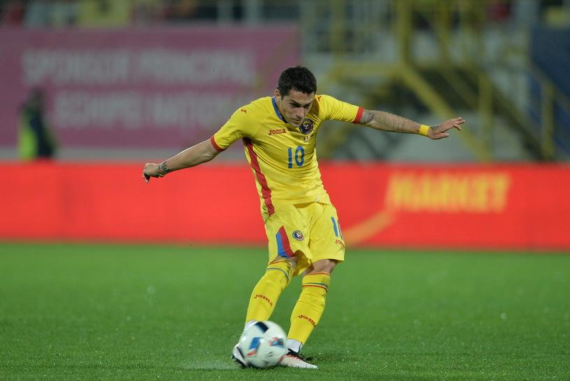 """Stanciu, omul meciului pentru România: """"Se întâmplă atât de multe într-un timp atât de scurt! Mă bucur, aştept meciul cu Spania de la Cluj, la ardelenii mei"""""""