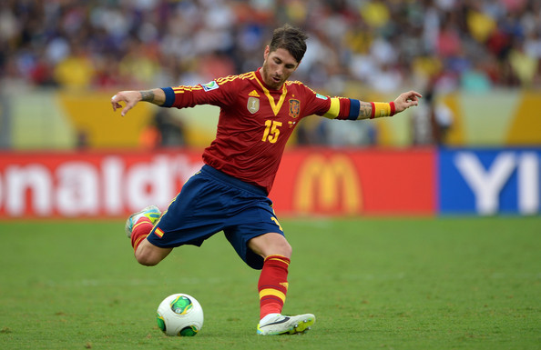 OFICIAL | Sergio Ramos e OUT pentru meciul cu România şi nu va face deplasarea la Cluj! Ce a păţit starul lui Real Madrid