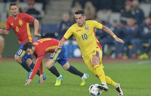 """Stanciu, singurul tricolor care ţine steagul sus: """"Nu credeam că ne vor egala"""". Cum a comentat oferta de 10 milioane € de la Zenit"""