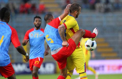 Mihai Mironică, concluzii după amicalul României: «Congo şi Sahara fotbalului»