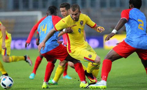 """""""Alibec nu are cum să rateze lotul de 23 pentru Franţa!"""" Şumudică îşi apără atacantul după egalul cu RD Congo"""