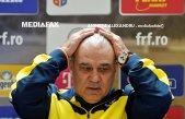 """Iordănescu nu menajează fotbaliştii: """"Greşeli individuale nepermise! Ei nu au jocuri în picioare la echipele de club. Torje nu joacă, Maxim nu joacă, ne e greu aşa"""""""