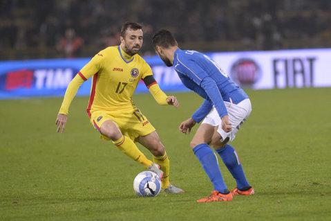 """Motivele pentru care Iordănescu nu l-a băgat pe Sânmărtean la Euro: """"Eu pe băiatul ăsta nu-l suport!"""". De ce nu stau în picioare explicaţiile selecţionerului şi ce rol a jucat interesul lui Becali"""