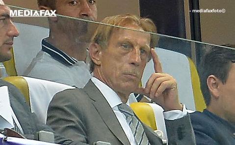 Christoph Daum a rămas impresionat după întâlnirea cu Gică Hagi. Ce a declarat