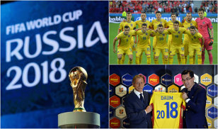 Drumul spre Rusia! România, în preliminariile CM 2018. Clasament Grupa E, programul meciurilor şi rezultatele. Cum arată ierarhia grupei după prima etapă
