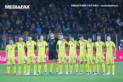 OFICIAL Meciul amical Rusia - România se va disputa la Groznîi, pe 15 noiembrie