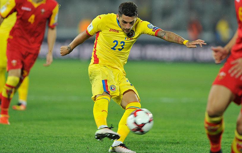 """Stanciu a luat atitudine înainte de meciul cu Danemarca: """"Asta mă deranjează în România. Îi mulţumesc domnului Hagi pentru ce a zis!"""" Episodul invocat de """"decarul"""" naţionalei şi pe cine vede favorită la titlu"""