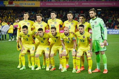 România - Danemarca a devenit cel mai vizionat meci transmis de TVR din preliminariile CM 2018