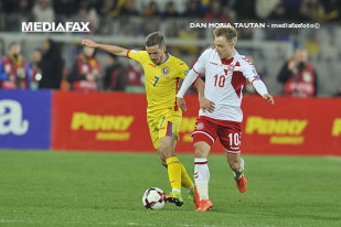 Incidentele din meciul România - Danemarca nu au rămas fără urmări.  Decizia luată de FIFA