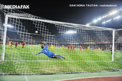 Meciul România - Armenia, din preliminariile CM 2018, se va disputa pe Arena Naţională