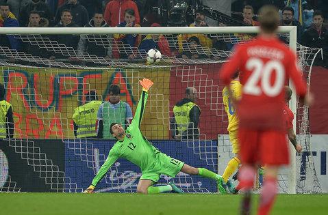 """Tătăruşanu: """"Nu mi-a fost ruşine după meciul cu Polonia! Am făcut şi lucruri bune"""""""