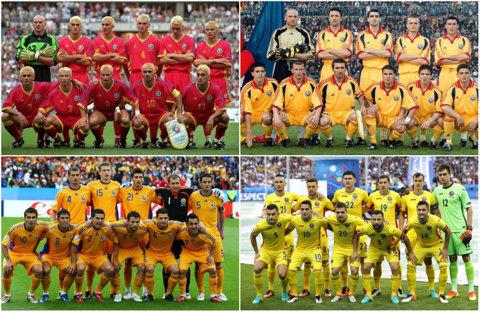 STATISTICĂ | 20 de ani fără Campionat Mondial! Istoria echipei naţionale din 1998 până în prezent
