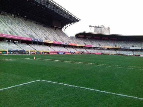 """Ardelenii penalizează naţionala. Primul meci al """"tricolorilor"""" pe Cluj Arena, cu locuri goale. Pe 12.000 de scaune va sta doar praful"""